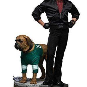 Estatua Sylvester Stallone 52cm Blitzway Rocky II Escala 1/4
