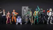 Figuras y juguetes Star Wars