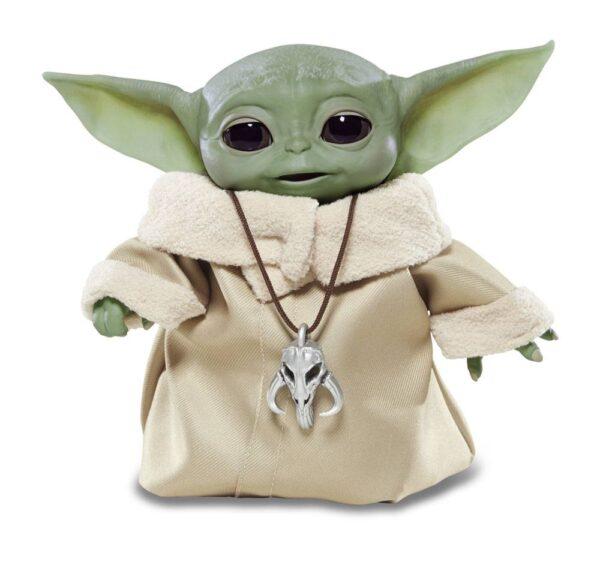 Star Wars The Mandalorian Figura Electrónica The Child Edición Animada