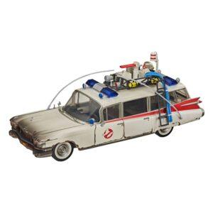 Los Cazafantasmas Plasma Series Vehículo Ecto-1 Ghostbusters