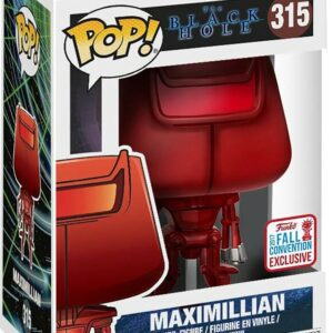 Funko POP! Maximillian - 315 The Black Hole - Exclusive