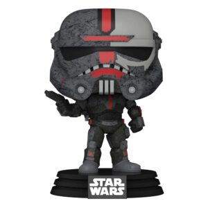 Star Wars: The Bad Batch POP! TV Vinyl Figura Hunter 9 cm 446