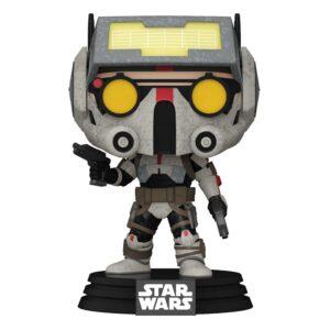Star Wars: The Bad Batch POP! TV Vinyl Figura Tech 9 cm 445